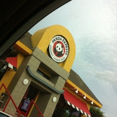 Photo taken at Panda Express by Madison L. on 8/13/2011