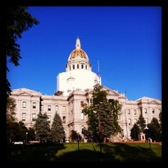 Photo taken at Colorado State Capitol by Rob L. on 5/25/2012