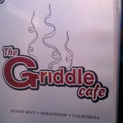 Photo taken at The Griddle Cafe by Sylvia D. on 10/9/2011