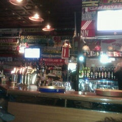 Photo taken at 442 Sports Pub by Francesca D. on 10/28/2011
