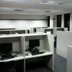 Photo taken at Garland Computer Lab by Oliver W. on 4/7/2011