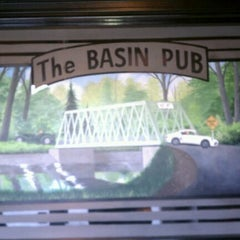 Photo taken at The Basin Pub by Seth C. B. on 1/3/2012