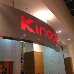 Photo taken at Kinoplex by Antonio Carlos R. on 7/5/2012