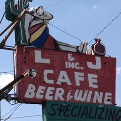 Photo taken at L&J's Cafe by Sandra G. on 5/26/2012