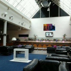 Photo taken at Holiday Inn Berlin City West by Armin O. on 1/25/2012