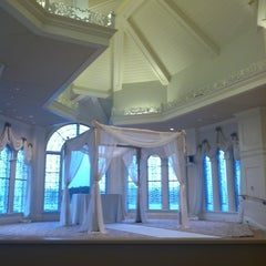 Photo taken at Disney's Wedding Pavilion by Mike R. on 9/2/2012