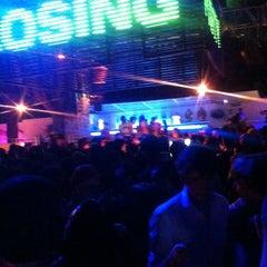 Photo taken at Area Disco by Giuliano I. on 9/15/2011