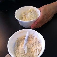 Photo taken at Hartzell's Ice Cream by Simon L. on 4/26/2012