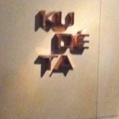 Photo taken at CÉ LA VI by Jim G. on 2/25/2012