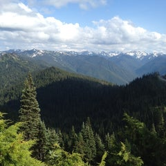 Photo taken at Olympic National Park by Chelsey W. on 7/27/2012