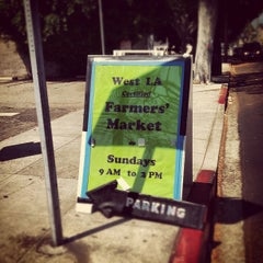 Photo taken at West LA Farmers Market by Karlyn F. on 9/9/2012