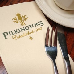Photo taken at Pilkington's by Moniek on 8/14/2012
