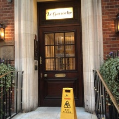 Photo taken at Le Gavroche by Anthony G. on 2/25/2012