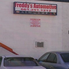 Photo taken at Freddy's Automotive by Charles B. on 12/3/2011