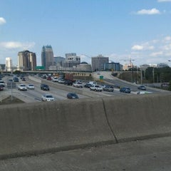 Photo taken at Interstate 4 by Alethea M. on 4/12/2012