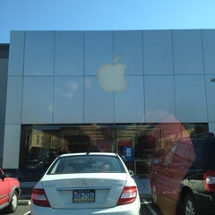 Photo taken at Apple Store, Lehigh Valley by Chad F. on 2/28/2012