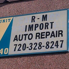 Photo taken at RM Imports, LLC by Jeramie N. on 9/9/2011