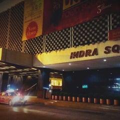Photo taken at Indra Square (อินทราสแควร์) by Madina B. on 4/23/2012