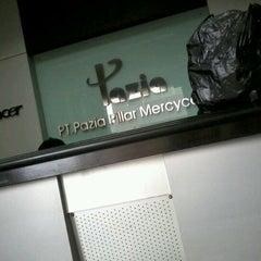 Photo taken at PT Pazia Pillar Mercycom by Iwan N. on 3/16/2012