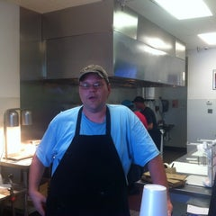 Photo taken at Philly's Cheesesteaks by David P. on 6/27/2011