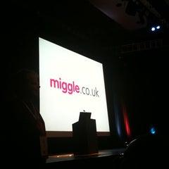 Photo taken at DrupalCon London by Alick M. on 8/23/2011
