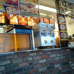 Photo taken at Douglas Charbroiled Burgers by @djkarl562 D. on 10/5/2011