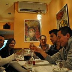 Photo taken at Annapurna Restaurant Nepali by Restaurante A. on 8/19/2011