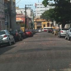 Photo taken at Lauro Cavalcante (Centro,Manaus) by Julio M. on 12/8/2011