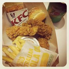 Photo taken at KFC by Jennifer L. on 5/30/2012