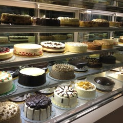 Photo taken at Calea Pastries and Coffee by JB . on 3/14/2012