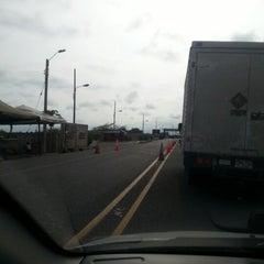 Photo taken at Peaje Tasajera by Jose B. on 8/23/2012