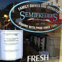 Photo taken at Semifreddi's by Ira S. on 8/24/2011