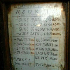 Photo taken at Suke tebet. (Susu kakek) by Sandi H. on 9/24/2011