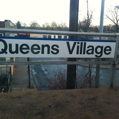 Photo taken at LIRR - Queens Village Station by Griff J. on 4/17/2011