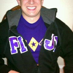 Photo taken at FIJI - Phi Gamma Delta by Brody C. on 10/4/2011