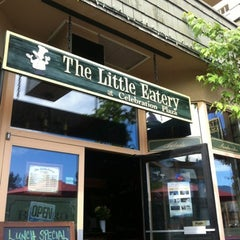 Photo taken at The Little Eatery by Cecilia P. on 8/6/2012