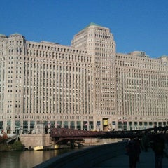 Photo taken at The Merchandise Mart by Danimal on 1/6/2012