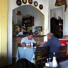 Photo taken at Barbatana Restaurante by Ronaldo M. on 10/7/2011