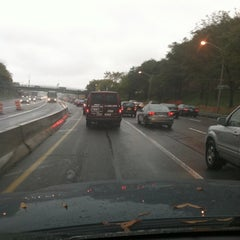 Photo taken at Interstate 278 (Staten Island Expy) by Joelle C. on 10/19/2011