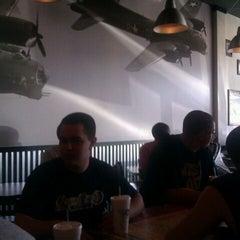 Photo taken at Wingstop by Matt G. on 3/28/2012