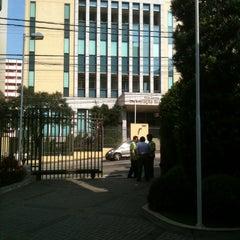 Photo taken at BSGI Associação Brasil Soka Gakkai Internacional by Renato M. on 4/1/2012