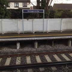 Photo taken at Birchington-on-Sea Railway Station (BCH) by Brett L. on 4/11/2012