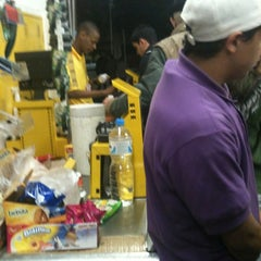 Photo taken at Econ Supermercados by Marco on 6/25/2012
