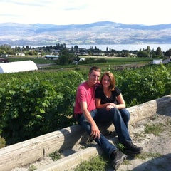 Photo taken at Little Straw Vineyards by Bonita S. on 7/30/2012