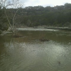 Photo taken at Barton Creek Greenbelt Spyglass by Amber R. on 2/19/2012