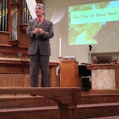 Photo taken at Saint Paul United Methodist Church by Jamie S. on 7/1/2012