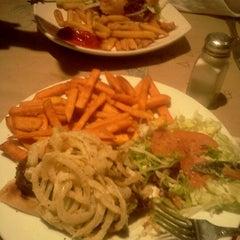 Photo taken at Jack Astor's Bar & Grill by Ann Marie on 12/24/2011