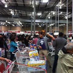 Photo taken at Costco by Daniel P. on 3/18/2012