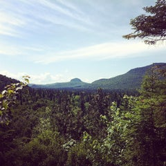 Photo taken at Mont Tremblant by Julia C. on 7/27/2012