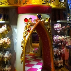 Photo taken at Disney Store by Lee B. on 4/5/2011
